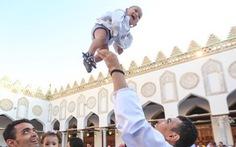Hàng triệu người Ai Cập làm lễ Hiến sinh