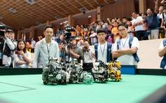 Học sinh phổ thông mang giải pháp 'Thành phố thông minh' đi thi quốc tế