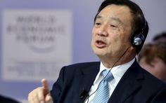 Ông chủ Huawei thừa nhận đang ở tình cảnh 'sống còn'