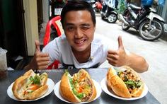 Hai chàng trai với kênh ẩm thực hè phố Sài Gòn