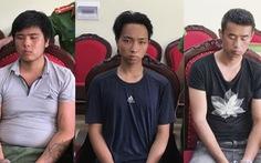 Bắt 3 thanh niên Trung Quốc nghi giết tài xế, cướp taxi
