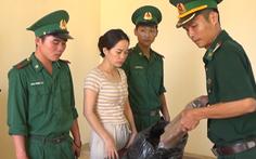 Một phụ nữ nhận vận chuyển thuốc nổ thuê với giá chỉ vài trăm ngàn đồng