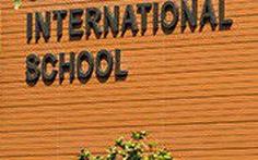 Dán mác 'trường quốc tế': Nhập nhằng đánh lận con đen