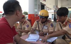 Video: Phát hiện tài xế dương tính với ma túy tại cửa ngõ cảng Hiệp Phước