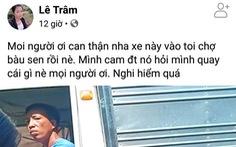 Cuộc sống đảo lộn vì bị tung tin 'bắt cóc phụ nữ' trên Facebook