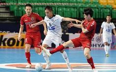 Thái Sơn Nam không thể vào chung kết Giải futsal các CLB châu Á 2019