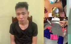 Bắt nghi phạm tàng trữ hơn 20.000 viên hồng phiến và 700g ma túy đá