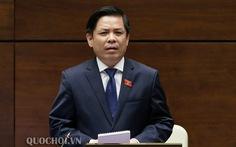 Bộ trưởng Nguyễn Văn Thể thôi làm thành viên Ủy ban Tài chính - ngân sách Quốc hội