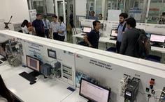 'Nhà máy thông minh' trong trường đại học