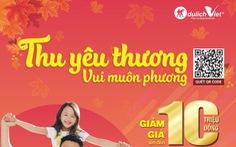 Cùng Du Lịch Việt nối dài hành trình yêu thương