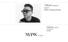 Công Trí trở lại Tuần lễ thời trang New York với 60 mẫu thiết kế mới nhất
