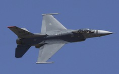 Nhà Trắng thông báo với quốc hội sẽ bán máy bay F-16 cho Đài Loan