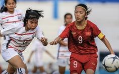 Thắng Indonesia 7-0, tuyển nữ Việt Nam tranh nhất bảng với Myanmar
