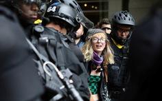 Cực hữu - cực tả giáp mặt ở Mỹ, 13 người bị bắt