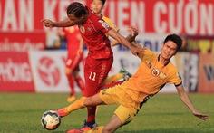 Sân Thanh Hóa: Chủ nhà đại bại trước Hải Phòng