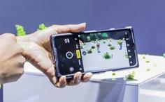 Camera của smartphone đã lên đến 64 'chấm'