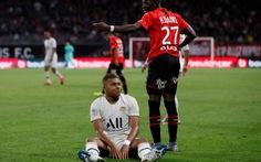 'Pele mới' tịt ngòi, PSG ngã ngựa ở Ligue 1