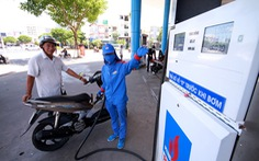 Giá xăng dầu tiếp tục giảm 157-390 đồng/lít