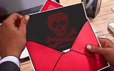 Tấn công mạng núp bóng email công ty uy tín