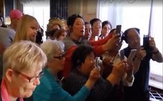 Người Nga bắt đầu 'ngán' du khách Trung Quốc vì kém văn minh