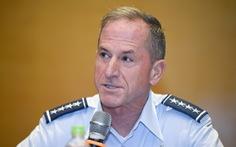Tướng không quân Mỹ phản đối Trung Quốc xâm phạm chủ quyền Việt Nam