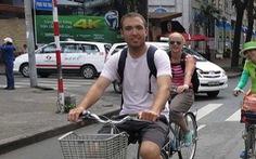 Cho thuê xe đạp trong thành phố: Nhiều thử thách