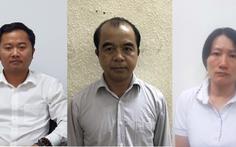 Bắt hiệu trưởng và khởi tố 3 cán bộ Trường đại học Đông Đô