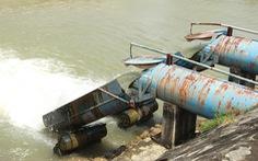 Sông nhiễm mặn nghiêm trọng, nhiều nơi tại Đà Nẵng lại mất nước