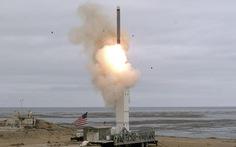 Mỹ lần đầu thử tên lửa cấm sau khi rút khỏi thỏa thuận kiểm soát hạt nhân
