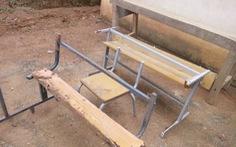 Năm học mới, hàng ngàn học sinh vùng cao Thanh Hóa thiếu bàn ghế
