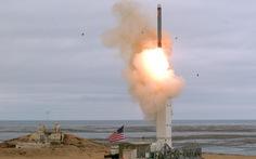 Mỹ thử tên lửa ở California, Trung Quốc tố chạy đua vũ trang