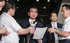 Nhật Bản triệu đại sứ Hàn Quốc vì dừng thỏa thuận chia sẻ thông tin tình báo