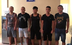 Khởi tố trùm đòi nợ thuê Quang 'Rambo' và 4 đồng phạm