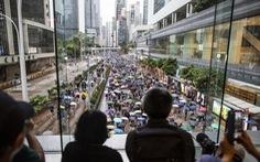 Trung Quốc gửi 43 trang thư cho báo chí, diễn giải về biểu tình Hong Kong