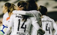 FIFA xác nhận Corinthians lập kỷ lục 'chuỗi trận thắng dài nhất thế giới'