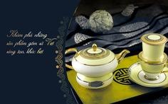 Khám phá những sản phẩm gốm sứ Việt sáng tạo, khác biệt