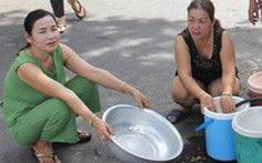 Thiếu nước sinh hoạt: Nhận tội với dân, rồi sao nữa?
