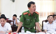 Ngày 25-8 có kết luận vụ tố bé gái 6 tuổi Nghệ An bị xâm hại