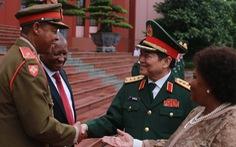 Việt Nam hợp tác nghiên cứu viễn thông với Nam Phi
