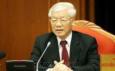 Tổng bí thư Nguyễn Phú Trọng ký nghị quyết định hướng đầu tư nước ngoài