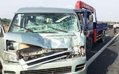 Hai ôtô kéo nhau, dây xích đứt làm 1 tài xế tử vong
