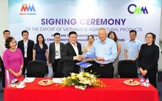 MMVN xuất khẩu nông sản Việt sang Singapore