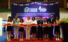 Triển lãm Theme Park-Water Park Expo Vietnam 2019