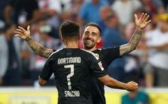 'Thần đồng nước Anh' tỏa sáng, Dortmund hạ Cologne trong 20 phút cuối