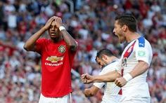 Crystal Palace gây 'sốc', quật ngã M.U tại Old Trafford