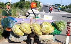 Con đường đưa nông thủy sản sang Thái Lan