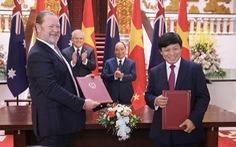 Thủ tướng Úc đưa ra những cam kết quan trọng với Việt Nam