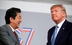 Ông Trump kiếm thêm cho Mỹ 7 tỉ đô hàng vào Nhật