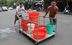 Trời không mưa, nguồn nước Đà Nẵng còn gặp khó