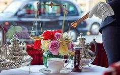 Bình trà đắt nhất nước Anh giá bao nhiêu?